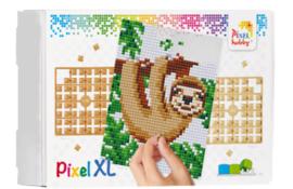 Pixel XL pakket op 4 basisplaten - Jungle Luiaard