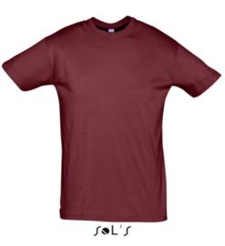 Men T-shirt - Burgundy