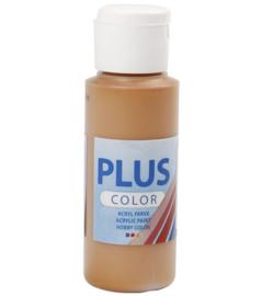 Plus Color acrylverf - Raw Sienna  / 60 ml
