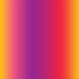 Siser Easy Pattern - Sunset Gradient (30cmx50cm) + TTD