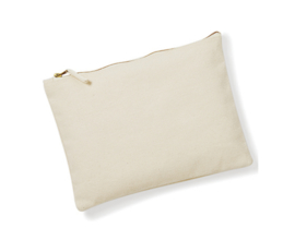 Canvas Accessory Case - Natural - M
