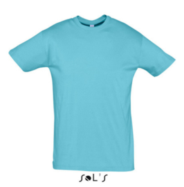 Men T-shirt - Atoll Blue