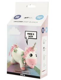 Unicorn - Baby Blanca DIY