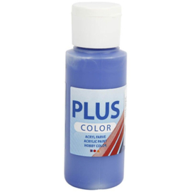 Plus Color acrylverf - Ultra Marine / 60 ml