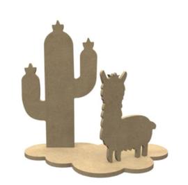 Mdf Llama Set