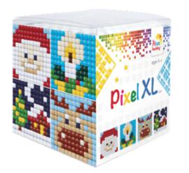 Pixel XL Kubus - Kerst