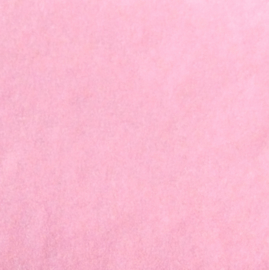 Light Pink Flock - S0031