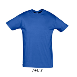 Men T-shirt - Royal Blue