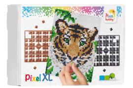 Pixel XL pakket op 4 basisplaten - Jungle Tijger