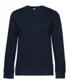 Queen Sweater - Navy Blue