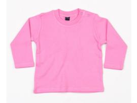 Longsleeve BB - Bubblegum Pink