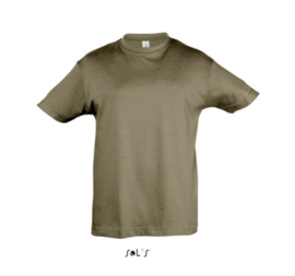 Kids T-shirt - Army