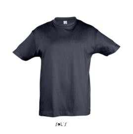 Kids T-shirt - Navy