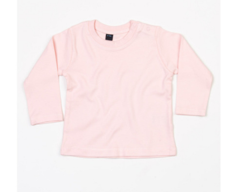 Longsleeve BB - Powder Pink