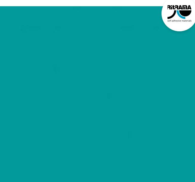 Aqua green Vinyl - RI376