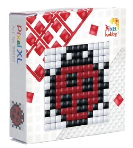 Pixel XL promotie set - Lieveheersbeestje