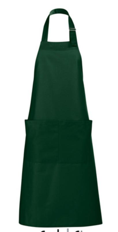 Keukenschort Bottle Green