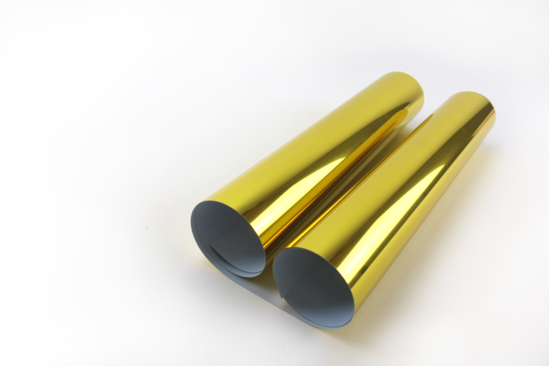 Flexfolie Spiegel Gold (30cmx50cm)