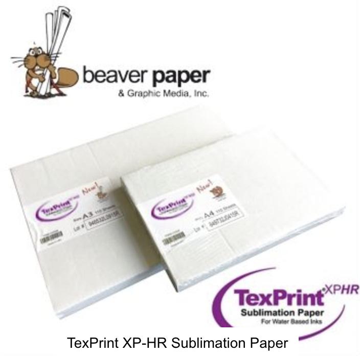 Texprint A4 XP-HR - 110 vellen (EPSON)
