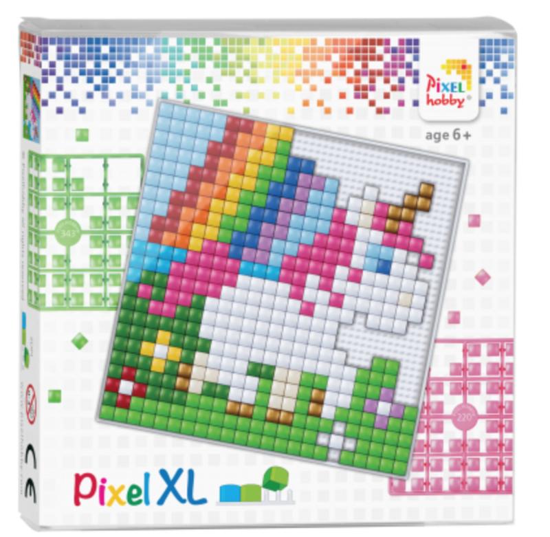 Pixel XL set - Baby Unicorn
