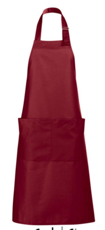 Keukenschort  Burgundy