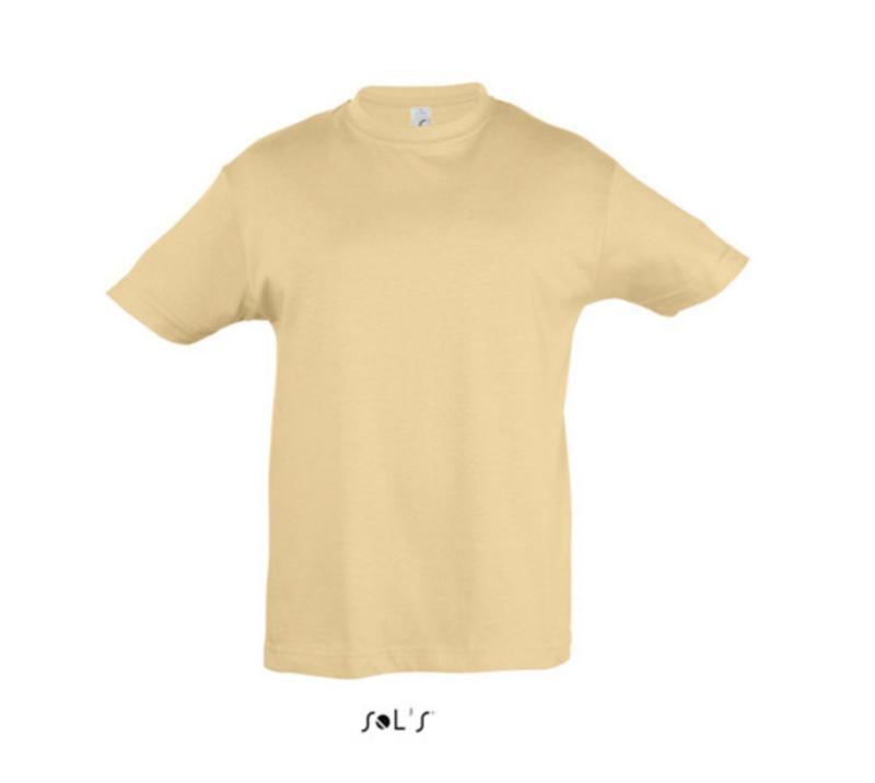 Kids T-shirt - Sand