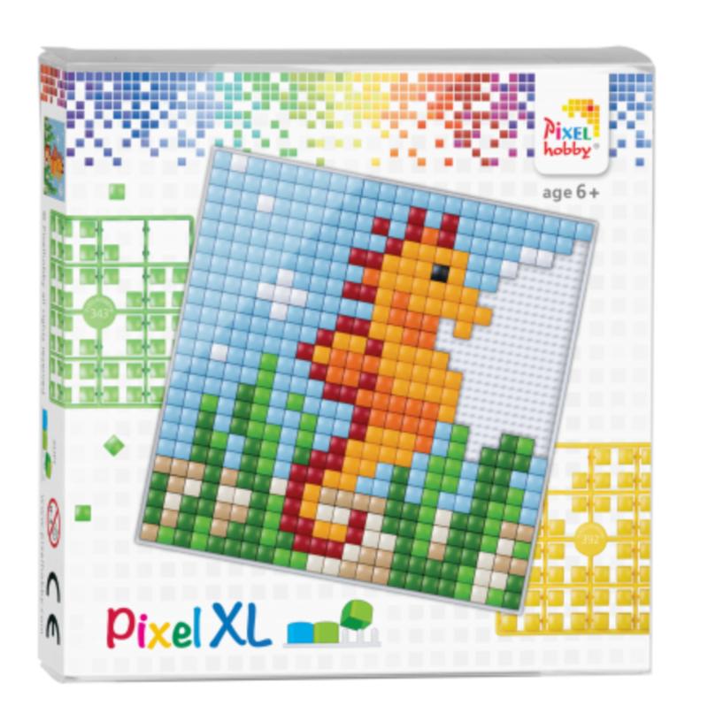 Pixel XL set - Zeepaardje
