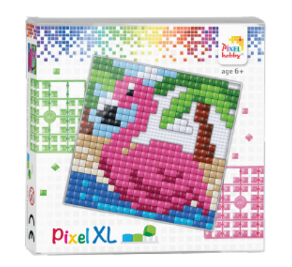 Pixel XL set - Flamingo