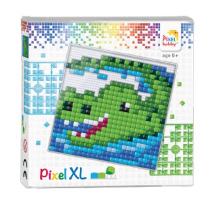 Pixel XL set - Krokodil