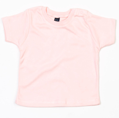 BB T-shirt - Powder Pink