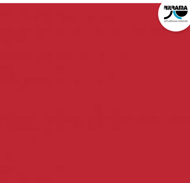Dark red Vinyl - RI133