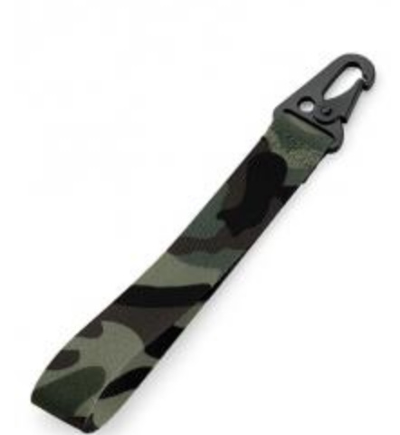 Key Clip - camo