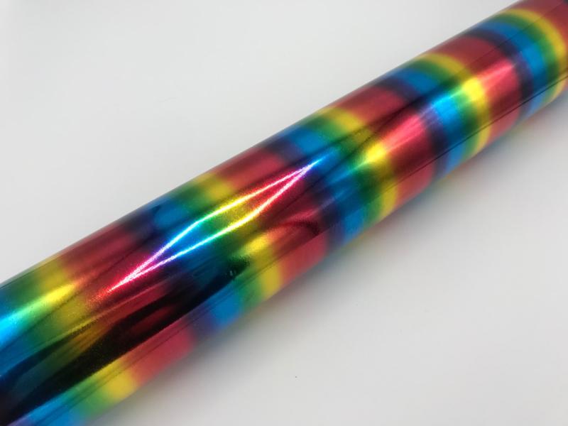 Hotfoil Rainbow (30cmx50cm)