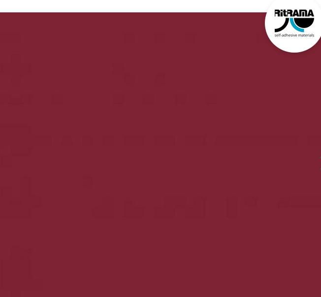 Burgundy Vinyl - RI135