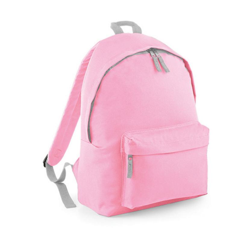 Junior Fashion Rugzak - Classic Pink/Light Grey