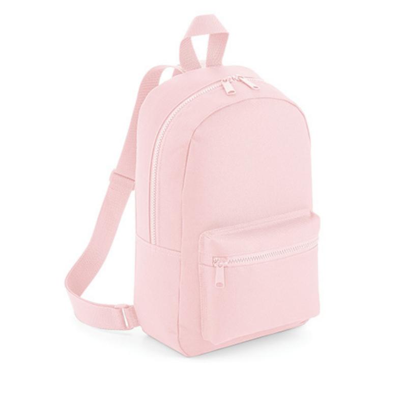 Mini Essential Fashion Rugzak - Powder Pink