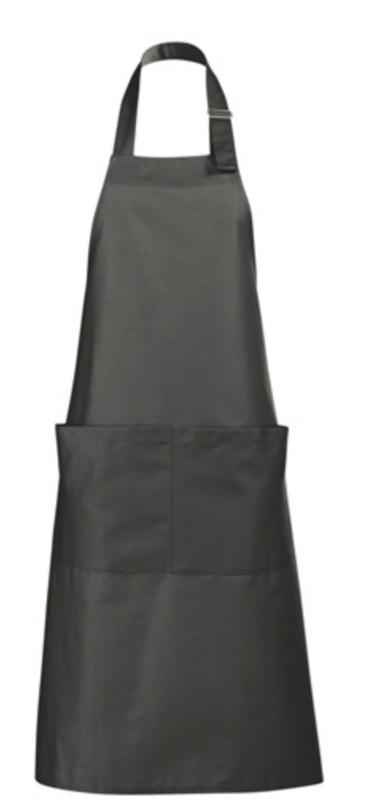 Keukenschort Dark Grey