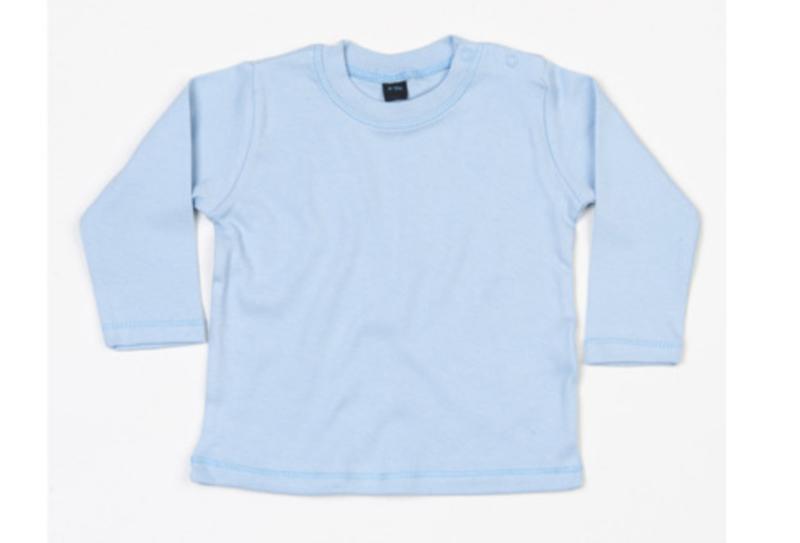 Longsleeve BB - Dusty Blue