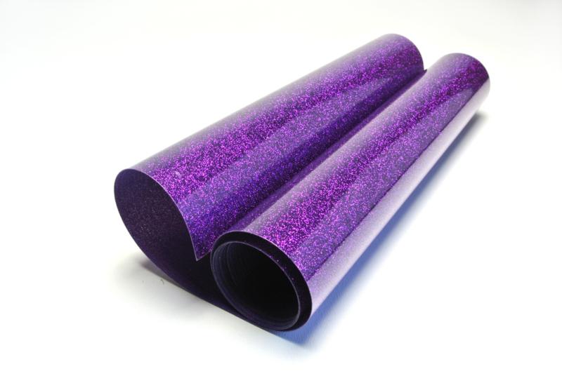 Glitter Pearl Purple - G0015