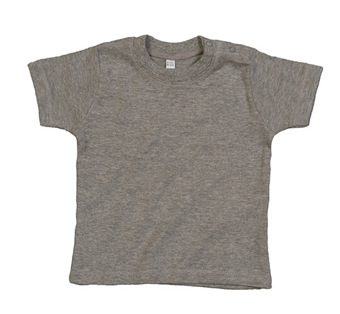 BB T-shirt - Heather Grey Melange