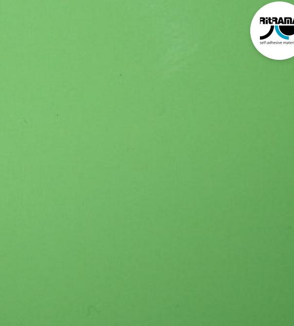 Apple green Vinyl - RI378