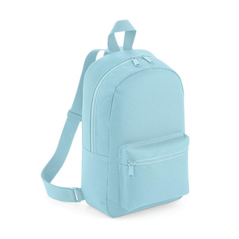 Mini Essential Fashion Rugzak - Powder Blue
