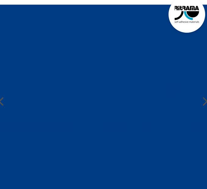 Ultra Blue Vinyl - RI370