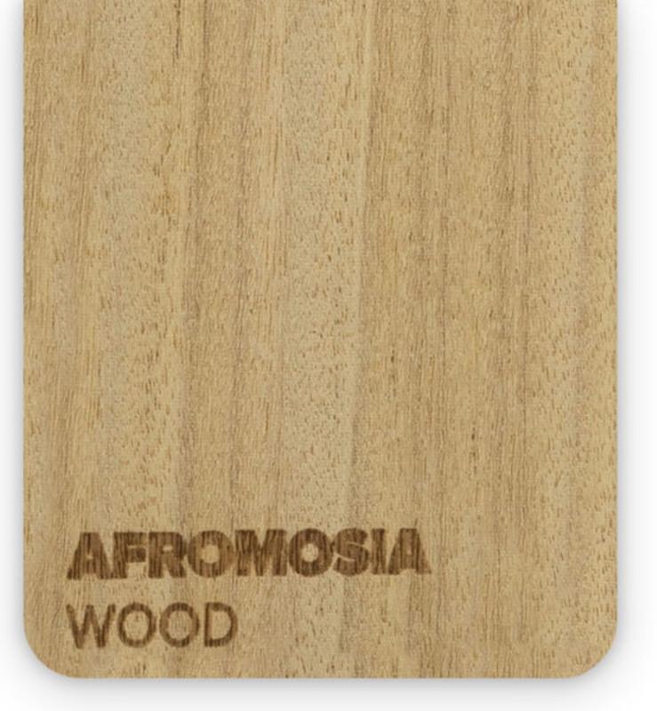 Wood Afromosia