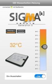 Nieuw!! Verwarmingselement Remote