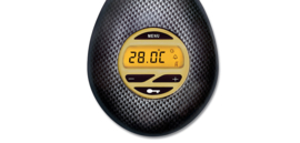 Losse thermostaat Carbon IQ