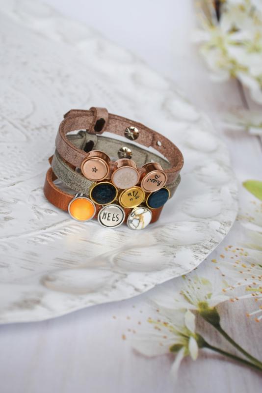 Custom armband enkel