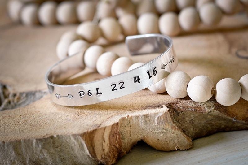 Slagletter Armband