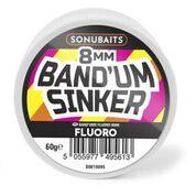 Sonubaits Fluoro  Band'um Sinkers 8mm
