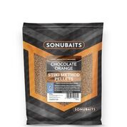 Sonubaits Chocolate Orange Stiki Method Pellets 2mm